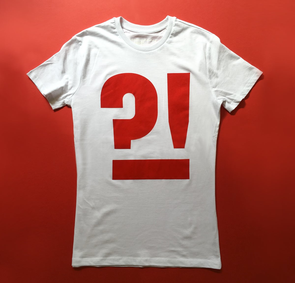 "Image of ""Interrobang"" T-Shirt"