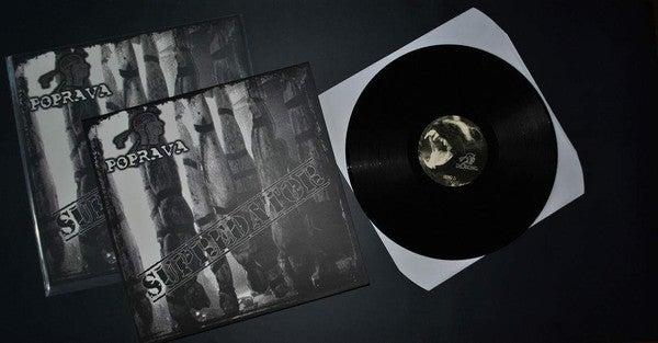 Image of Poprava - Supredator LP