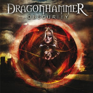 "Image of DRAGONHAMMER ""Obscurity"" CD (PRE-ORDER NOW!!!)"