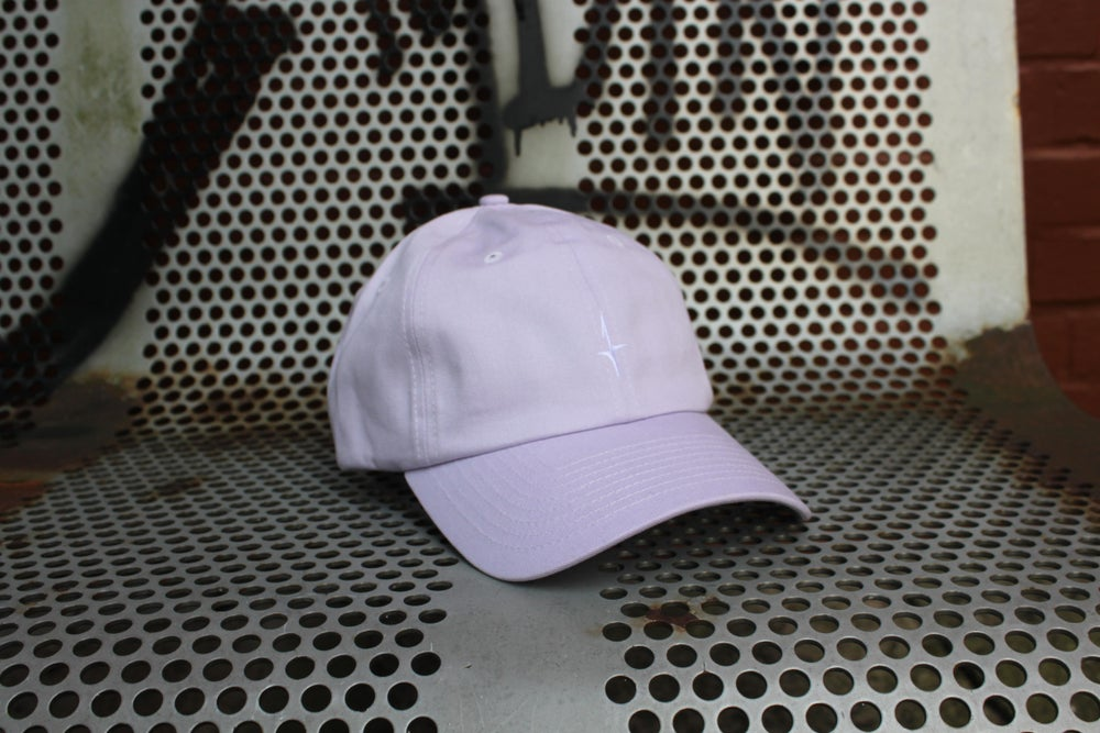 Image of CLASSIC SPORTS CAP - LILAC