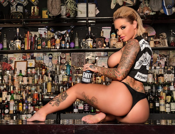 Image of SIGNED Christy Mack Poster- Limited Edition!