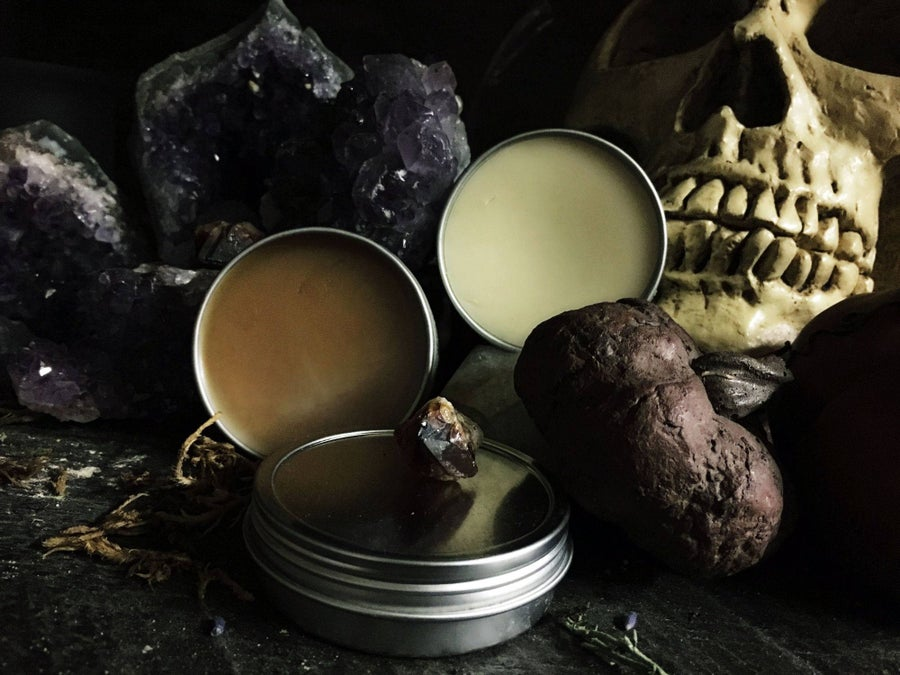 Image of No brand premium and standard custom beard butters (inc shipping Can & Us)