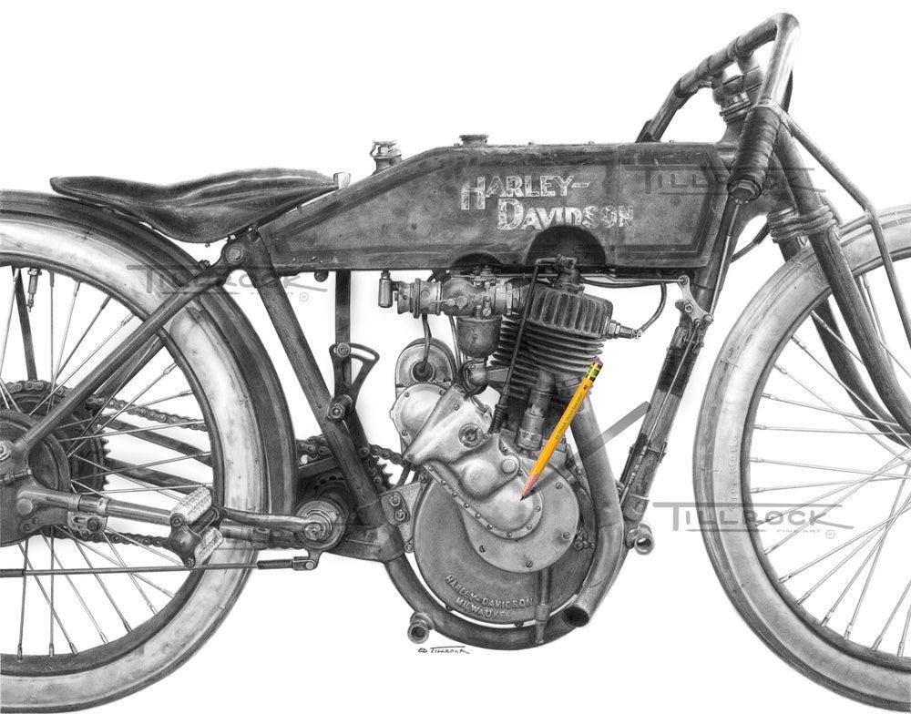 Image of 1914 Single 11x17 Print