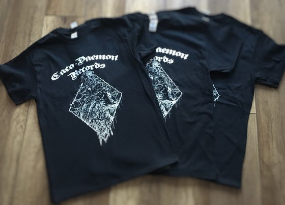 Image of CACO-DAEMON RECORDS ANNIVERSARY Shirt