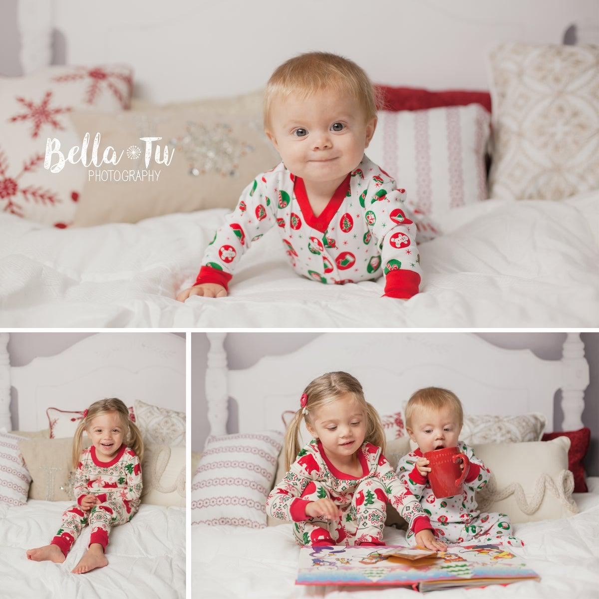 Image of Holiday PJ Minis