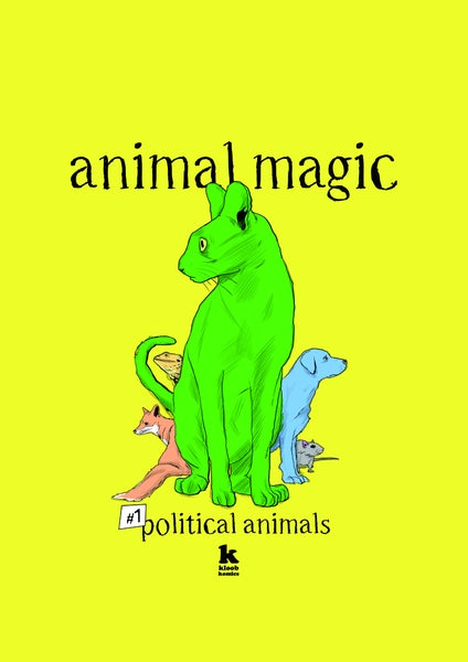Image of Animal Magic issue 1