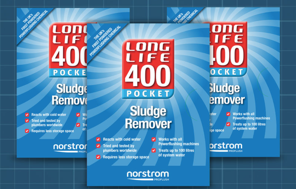 Image of Long Life 400 Sludge Remover