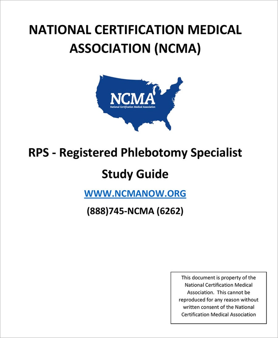Ncma now rps registered phlebotomy specialist image of rps registered phlebotomy specialist 1betcityfo Gallery
