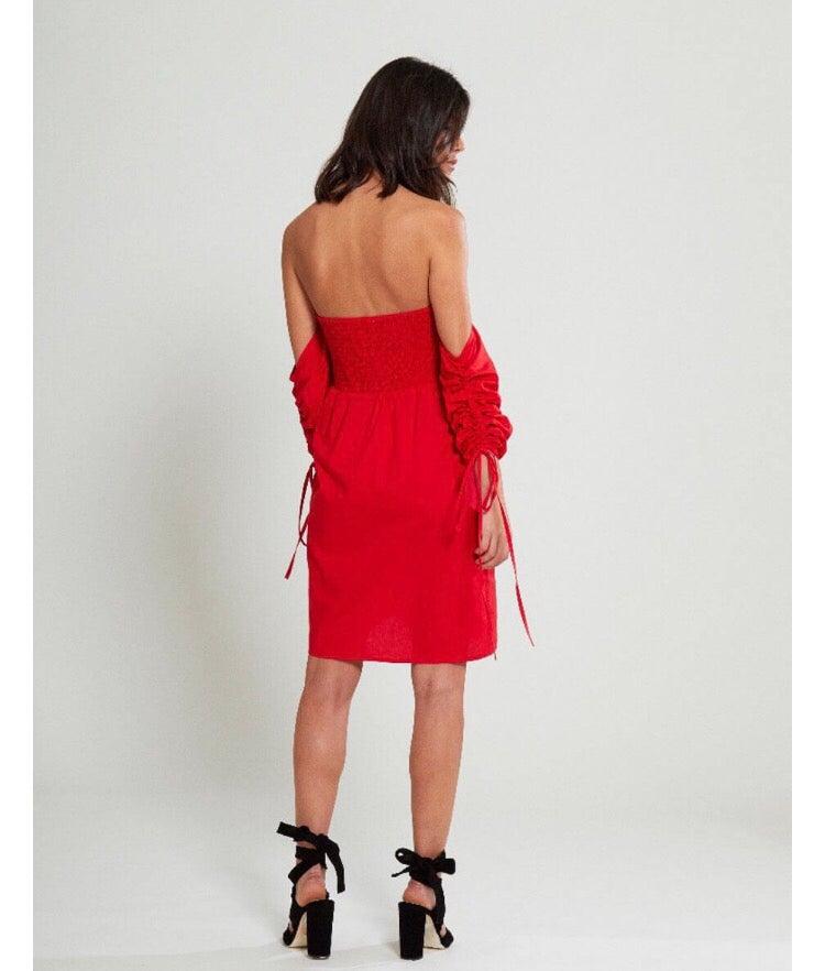 Image of Penny sweetheart dress