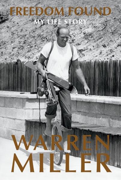 Image of Warren Miller Freedom Found
