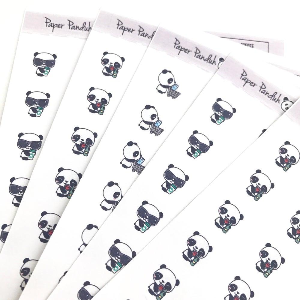 Image of Mini Panduh Stickers