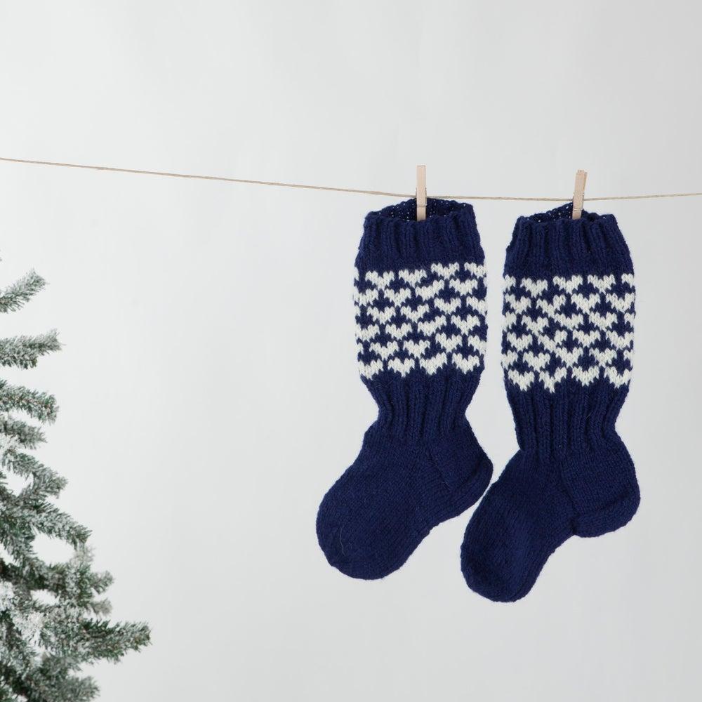 Image of Julians sokker - oppskrift