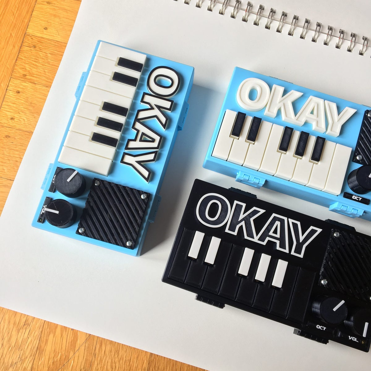 Image of OKAY Synth (Unbranded)