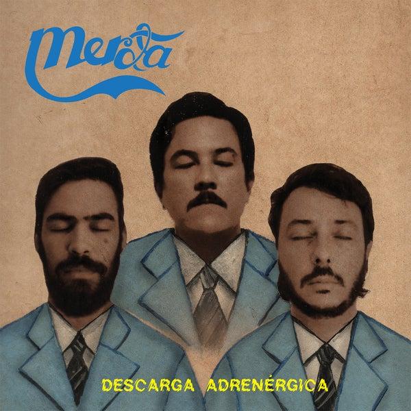 """Image of Merda """"Descarga Adrenérgica"""" 10 inch"""