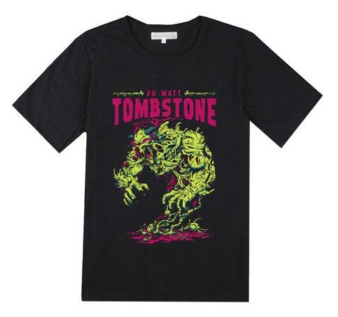 """Image of NEW! Dan Biesel """"Monster"""" T-Shirt"""