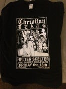 Image of Christian Death Concert Shirt from 80's