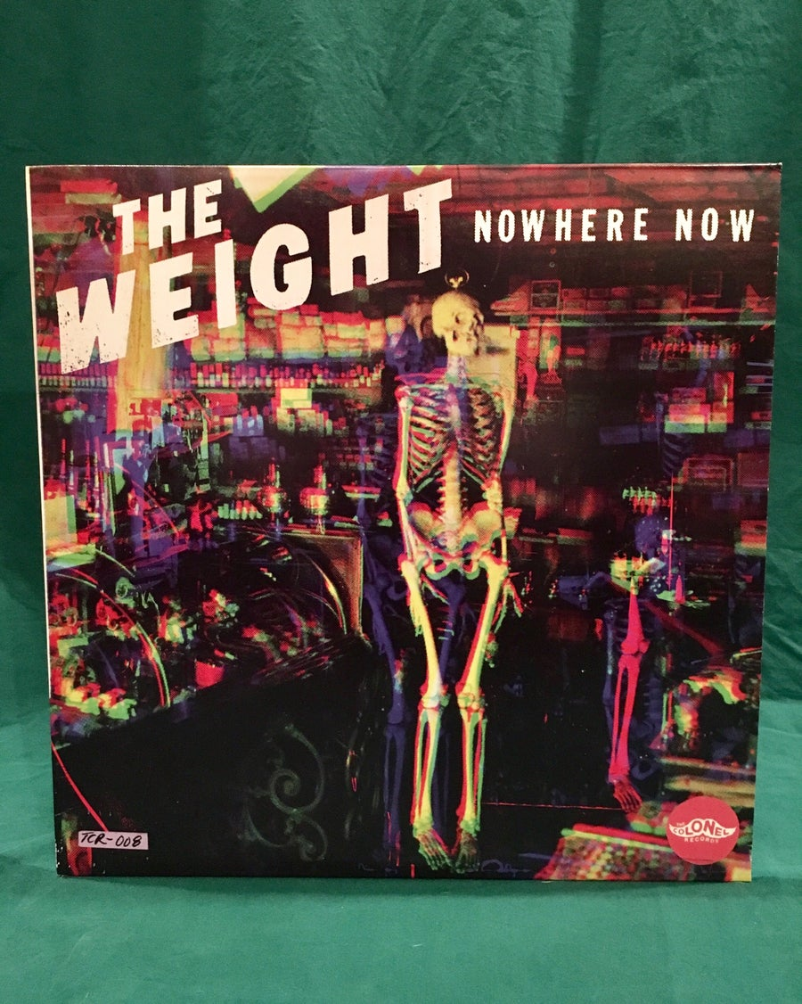 Image of The Weight Nowhere Now