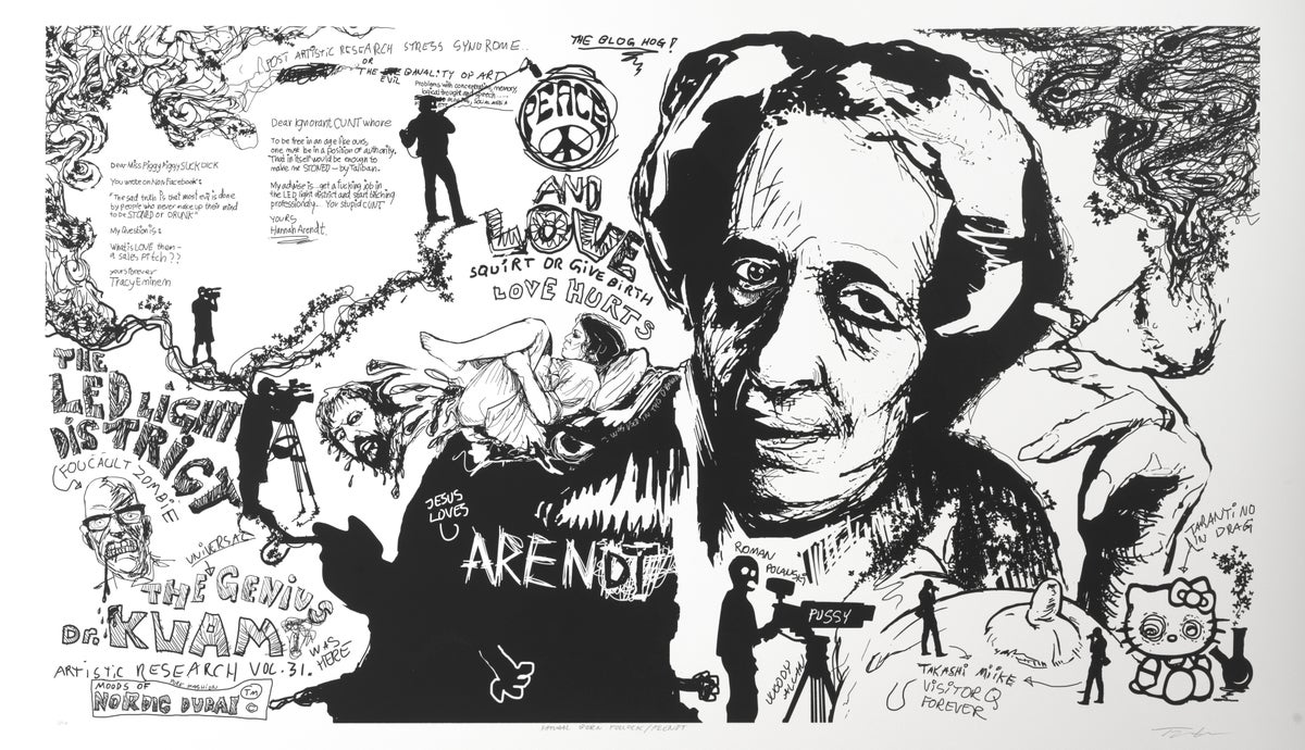 Image of Natural Born Pollock / Arendt