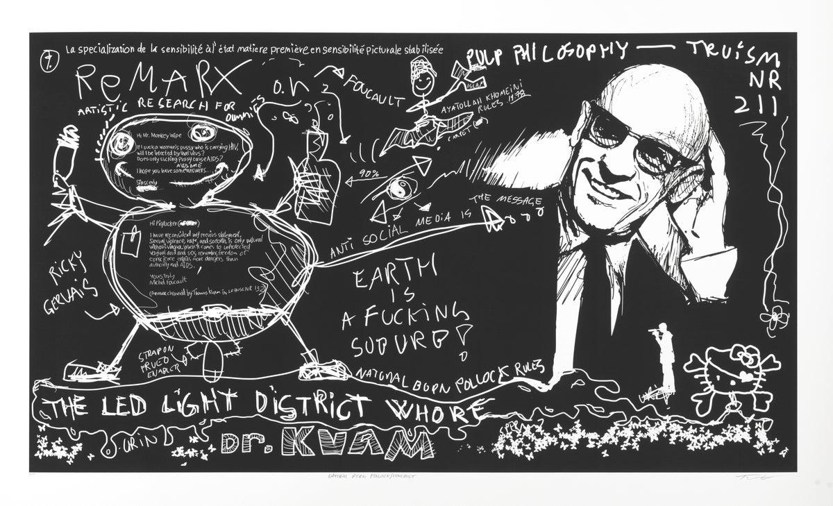 Image of Natural Born Pollock / Foucault