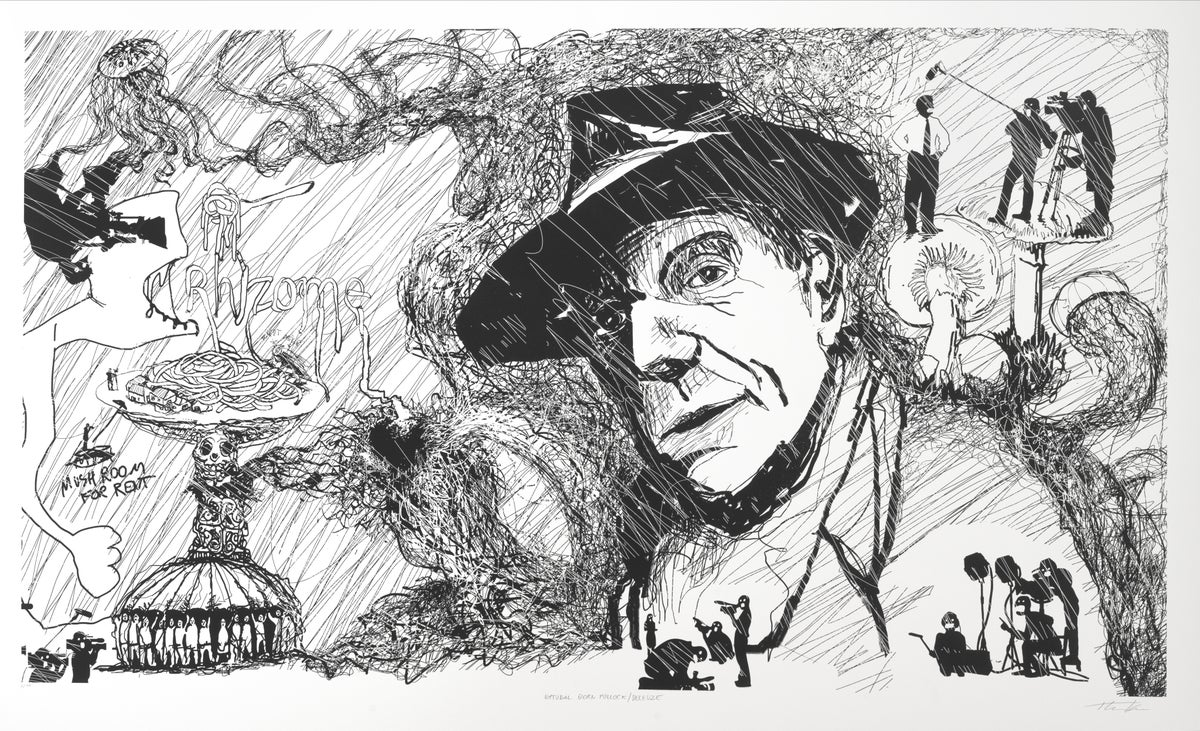 Image of Natural Born Pollock / Deleuze