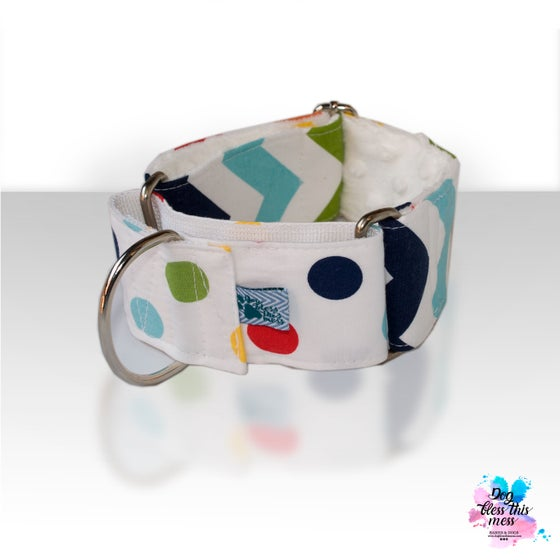 Image of COLLAR MARTINGALE TALLA M