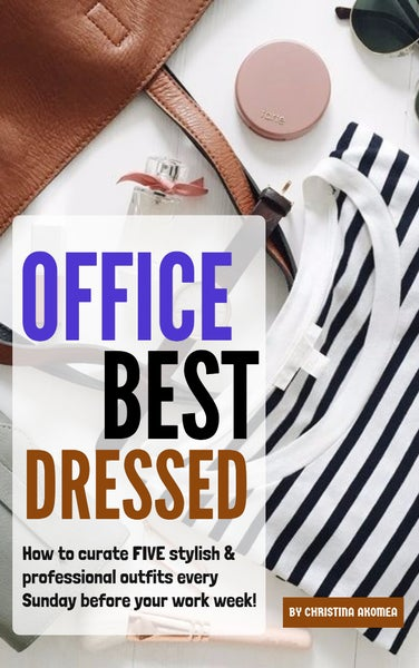 Image of NEW 'Office Best Dressed' E-Book