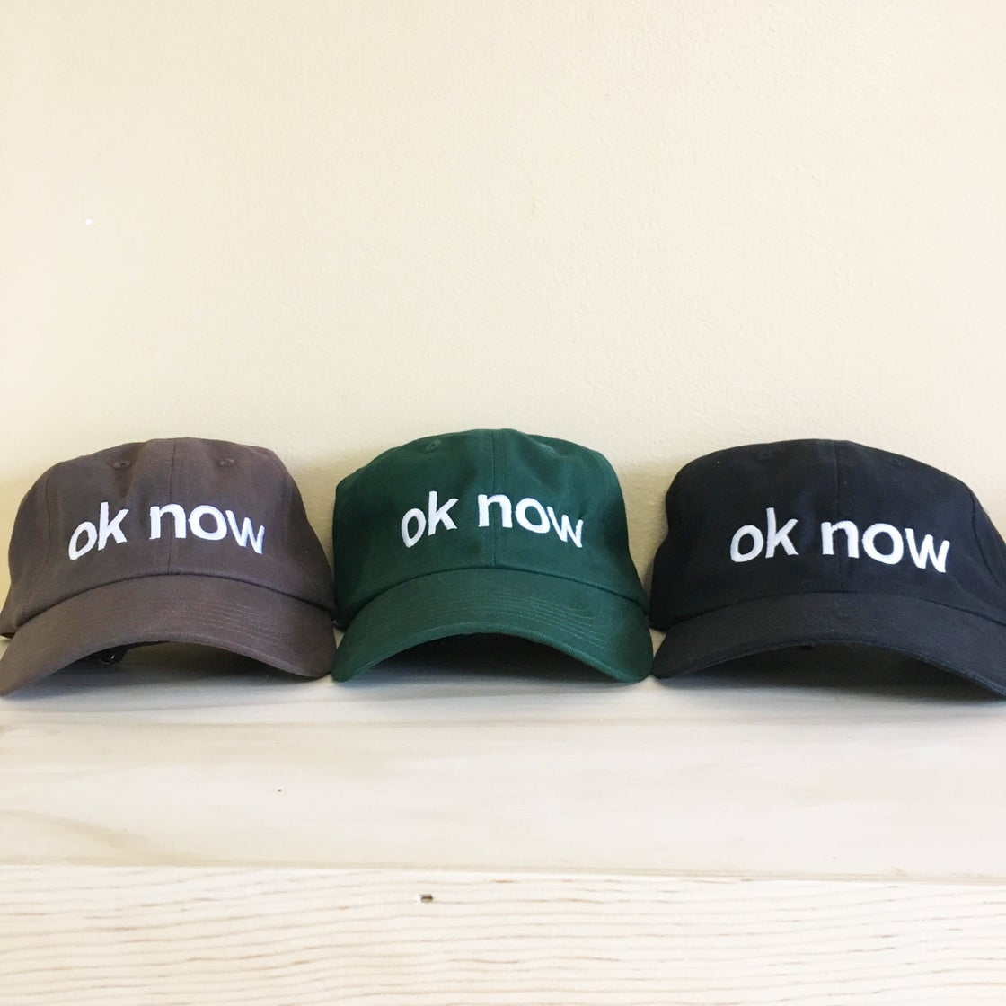 Image of OK NOW