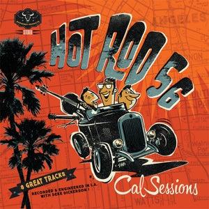 "Image of CD ALBUM - ""Cal Sessions"" - 2016"