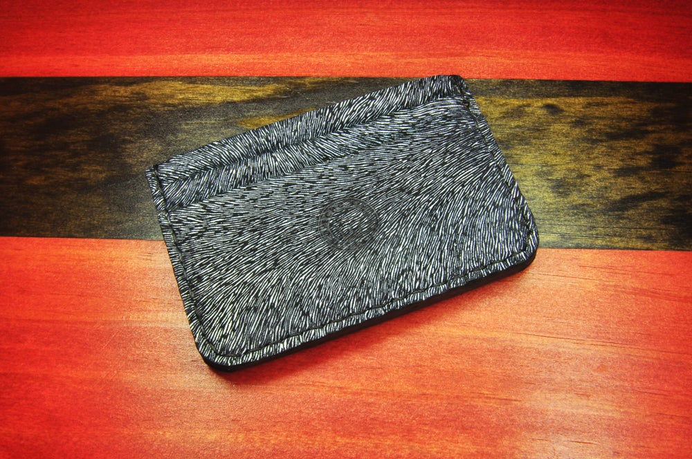 Image of Javelina Limited 5 Pocket Minimalist Leather Wallet Handmade