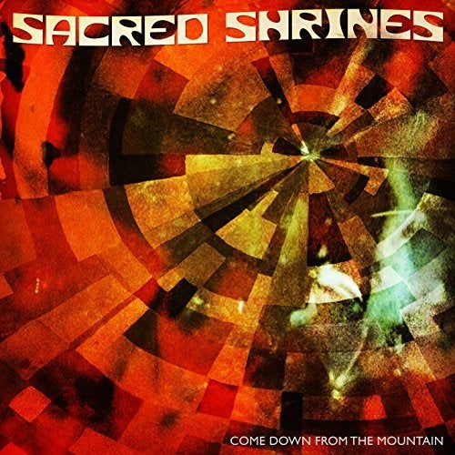 Image of Sacred Shrines - Come Down from the Mountain CD