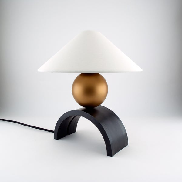 Image of 'U' Lamp