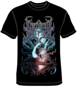 Image of Headfirst Into the Void t shirt