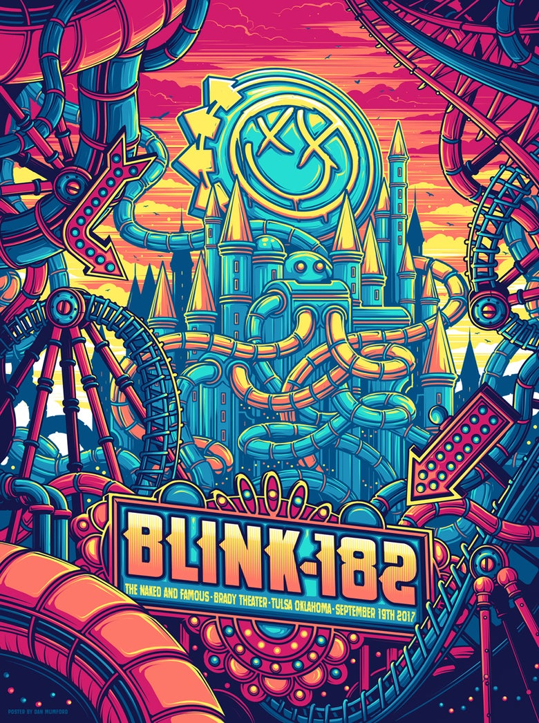 Image of Blink - 182 - Brady Theater - Regular Edition
