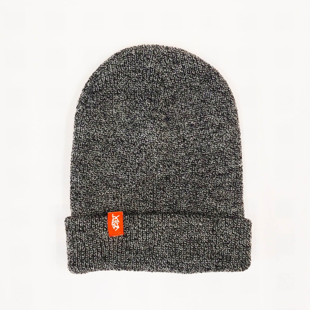 Image of Tactical Knitted Beanie Hat (Various Colours)