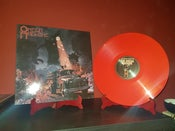 Image of Omega Machine - The End That Comes With The Omega Machine - Lp Red