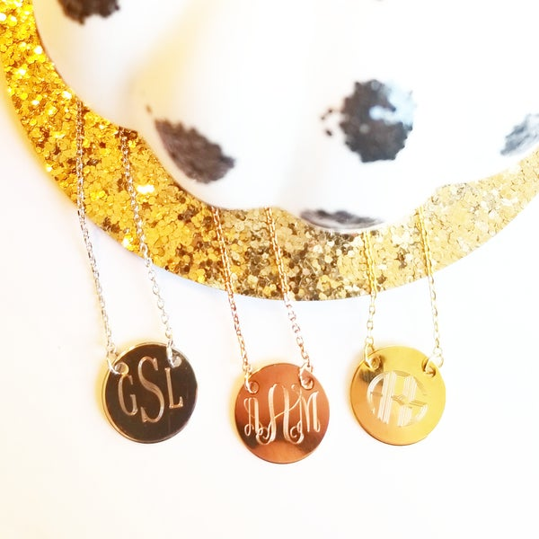 Image of Monogram Flash Sale!
