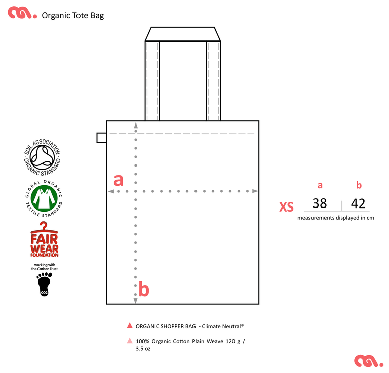 Image of VajApple Tote Shopping Bag
