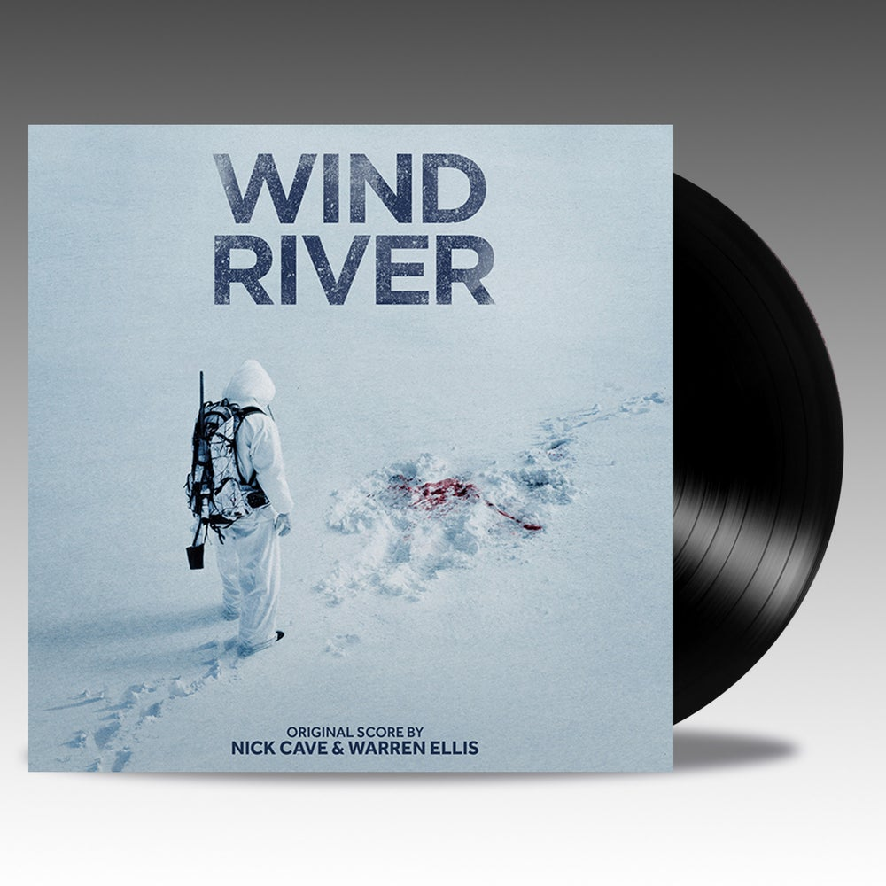 Image of Wind River (Original Score) '180G Black' Vinyl - Nick Cave & Warren Ellis *PRE ORDER*