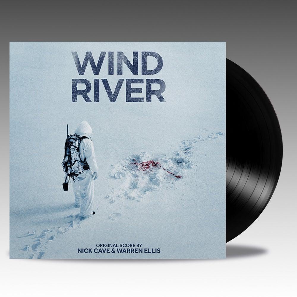 Image of Wind River (Original Score) '180G Black' Vinyl - Nick Cave & Warren Ellis