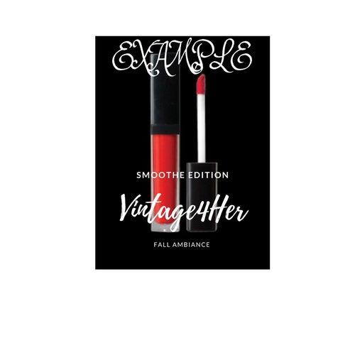 Image of 825 Heartbeat  Liquid Velvet Lipstick ♥