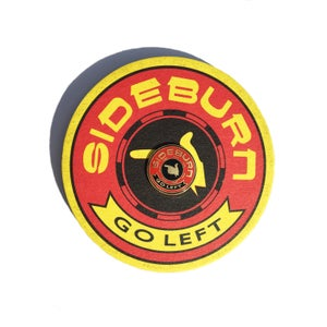 Image of Spanish Turn Left Pin Badge