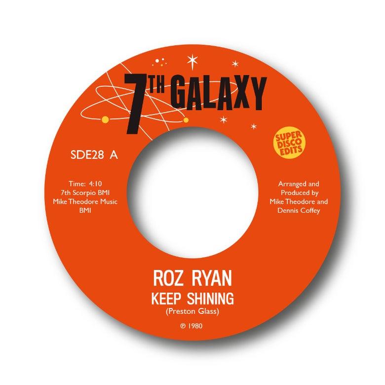 Image of roz ryan keep shining 7th galaxy