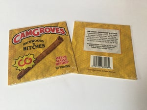 """Image of """"Backwoods 'n Bitches"""" CD"""