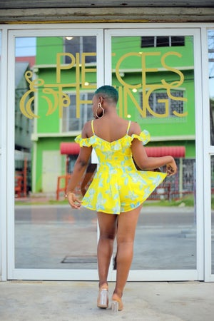 Image of Pretty Miss Romper