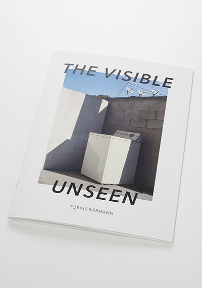 """Image of JB. Paper #11 — Tobias Bärmann """"The Visible Unseen"""""""