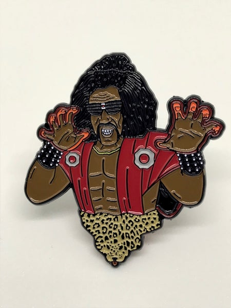 Image of Sho'Nuff (The Last Dragon) Pin