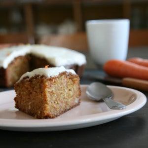 Image of Carrot cake (à réaliser avec une tasse ou un petit verre)