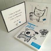Image of Wee Gallery Slide & Play Book Pets