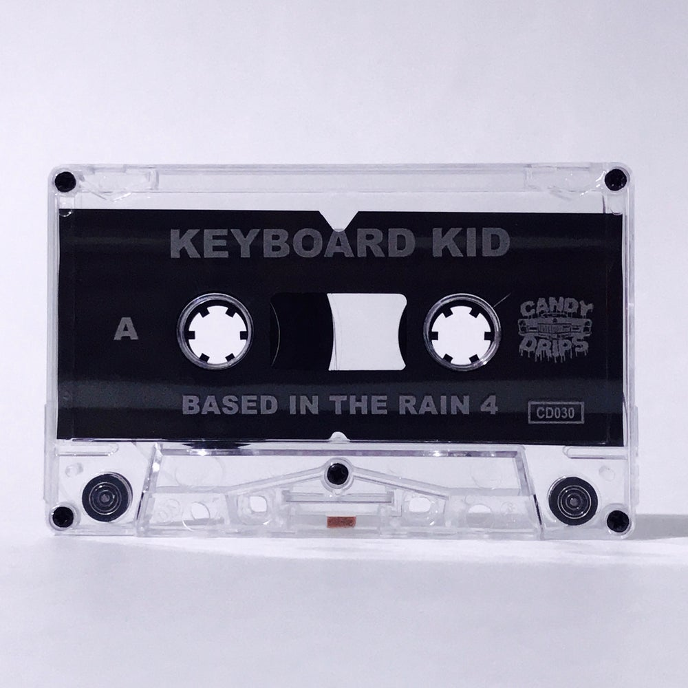 Image of KEYBOARD KID: BASED IN THE RAIN 4 - CASSETTE TAPE