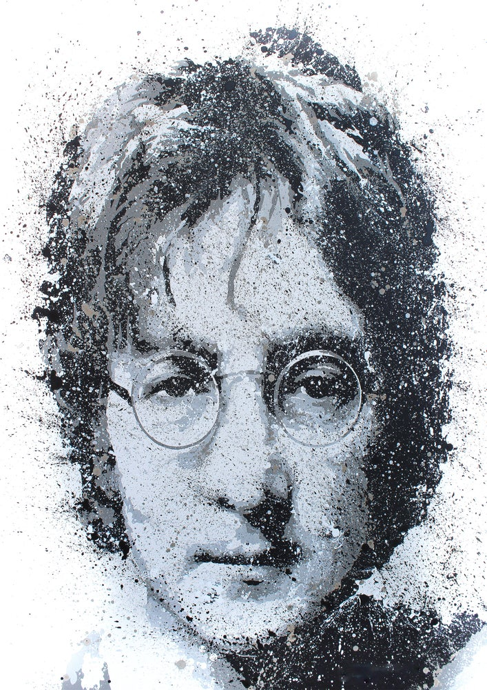Image of John Lennon (Limited Edition Print)